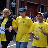2015 - 5k - Raising money